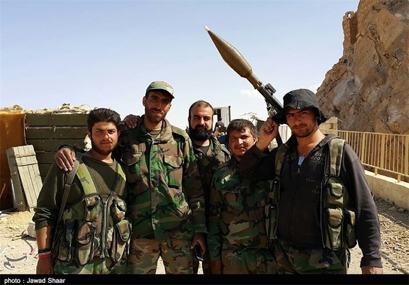 قوات سوریة