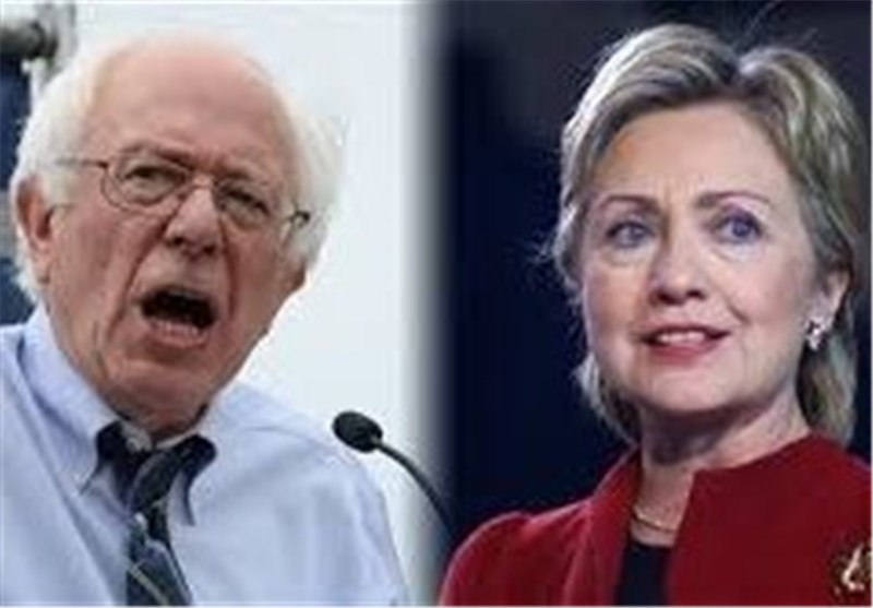 Clinton, Sanders Share Primary Victories