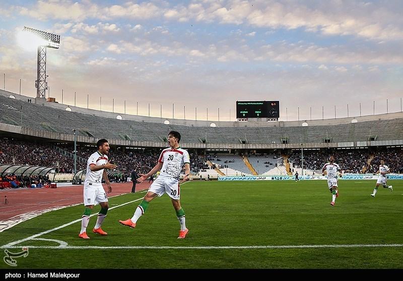 پیروزی تیم ملی فوتبال ایران مقابل عمان پس از 15 سال