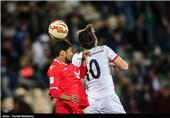 پیروزی تیم ملی فوتبال ایران مقابل بولیوی