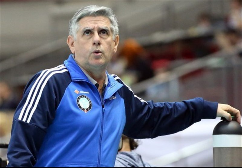 Czarni Radom Thanks Argentine Coach Raul Lozano
