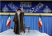 جمعی از مداحان اهلبیت با امام خامنهای دیدار کردند
