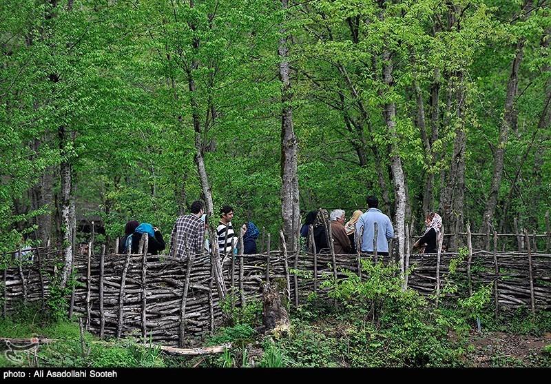 Gilan Rural Heritage Museum: A Museum in Saravan Forest Park