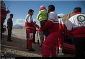 امدادرسانی به روستاهای آبگرفته - کرمانشاه