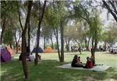 دورهمیها در پارکها و فضاهای سبز شهرکرد در روز طبیعت ممنوع شد