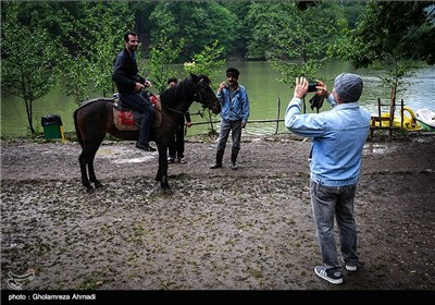 روز طبیعت در عباس آباد - مازندران