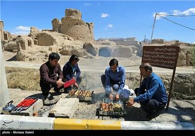 روز طبیعت در اصفهان
