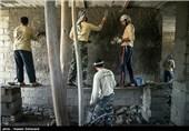 """""""دستهای مهربانی"""" یاریرسان مردم محروم خوزستان/ تحقق""""اقدام و عمل"""" توسط 5 هزار جهادگر داوطلب"""