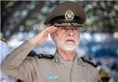 سرلشکر صالحی: نیروهای مسلح با همه امکانات به سیلزدگان خدماترسانی میکنند