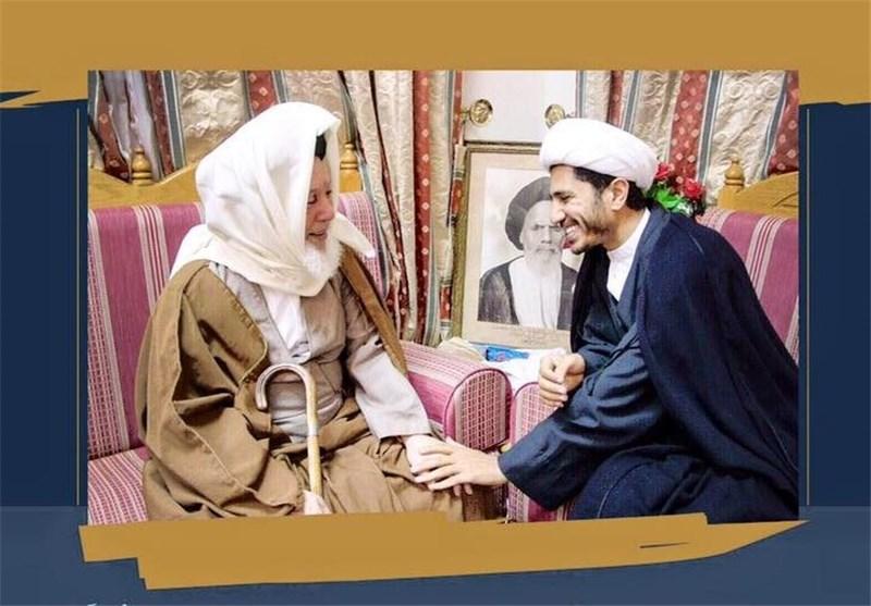 علی سلمان و السید الوداعی