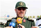 Defense Minister Vows Iran's Crushing Response to Enemies' Threats
