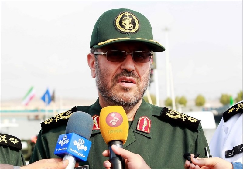 Iranian Forces on Constant Patrol in Persian Gulf, DM Says