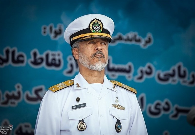 Iran Navy to Dispatch Forces to West Atlantic: Commander