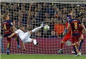 برتری دراماتیک رئال مادرید مقابل بارسلونا با 10 بازیکن/ انتقام در اولین حضور زیدان