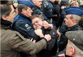 تظاهرات بروکسل 1