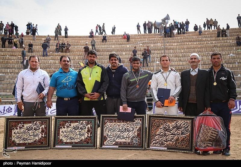 Traditional Chookheh Wrestling Tournament in Northeastern Iran