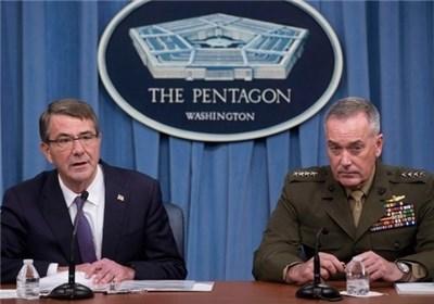 پنتاگون: نیروهای آمریکایی بعد از شکست داعش، در عراق باقی میمانند