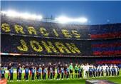تصاویر/دیدار تیم های رئال مادرید و بارسلونا