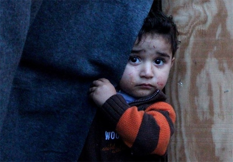 واشنطن تحتجز 550 طفلاً مهاجراً حتى الآن