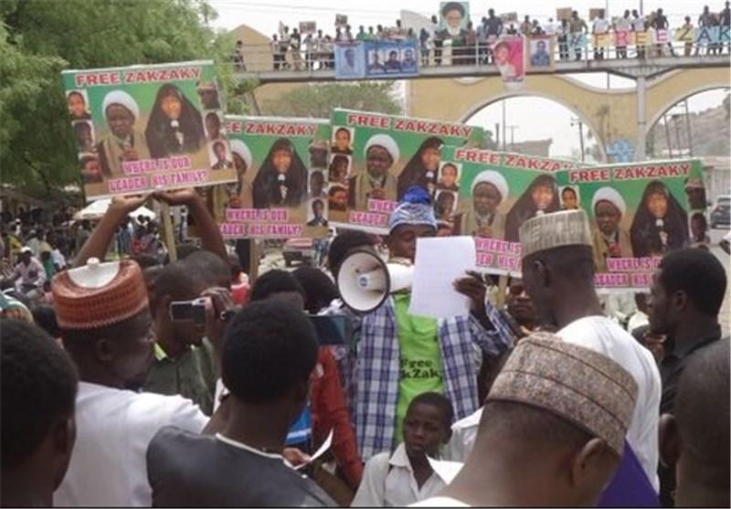 Nijerya Halkı Şeyh Zakzaki'nin Serbest Bırakılması İçin Protesto Gösterilerine Devam Ediyor