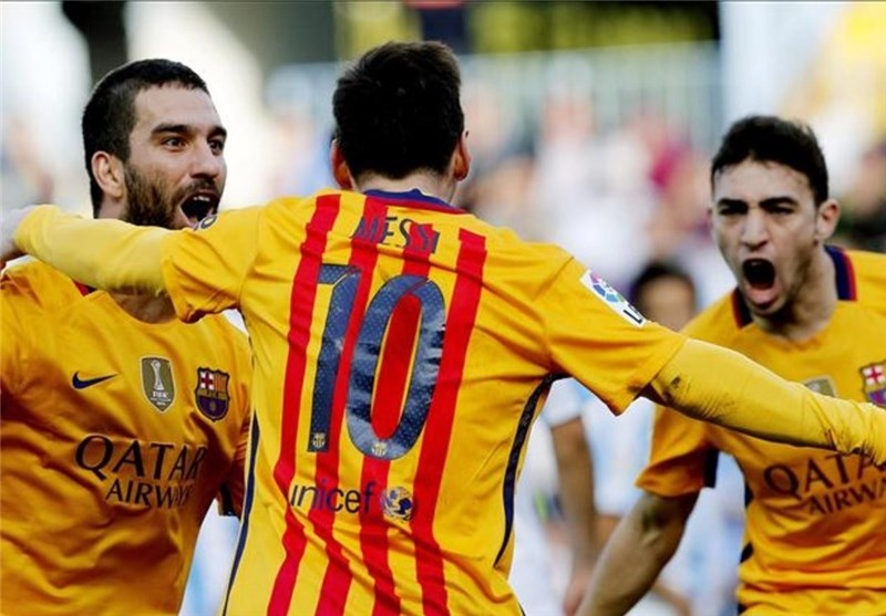 منع بارسا برای استفاده از پیراهن اصلیاش در بازی رفتوبرگشت مقابل اتلتیکو