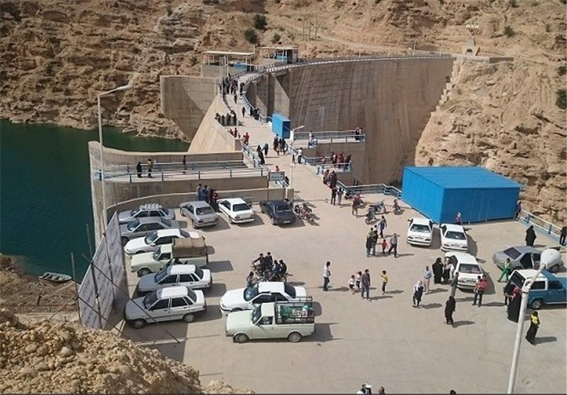 بوشهر| عملیات اجرایی سد مخزنی خاییز تنگستان آغاز شد