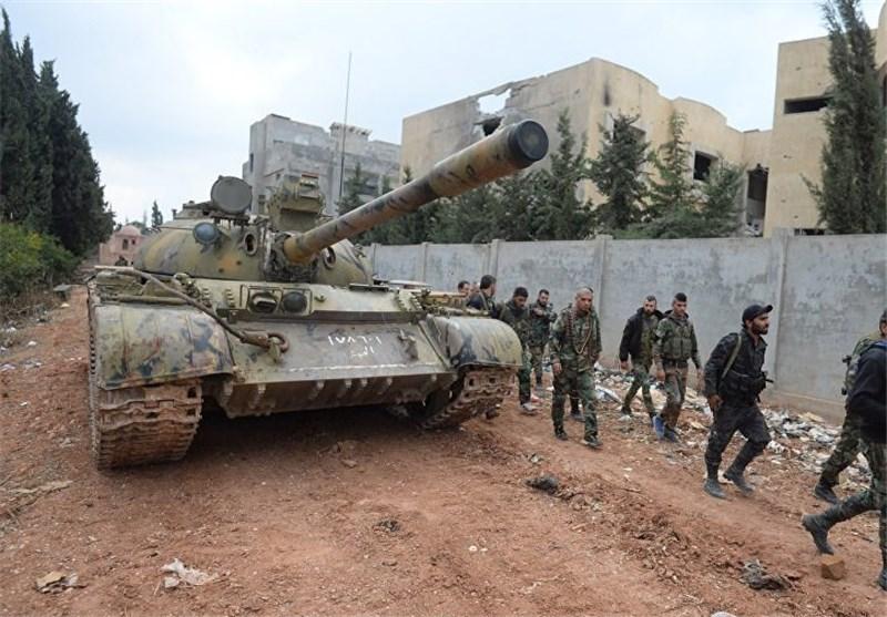 آزادسازی چندین منطقه استراتژیک در حمص/ تداوم نقض آتش بس از سوی گروههای تروریستی