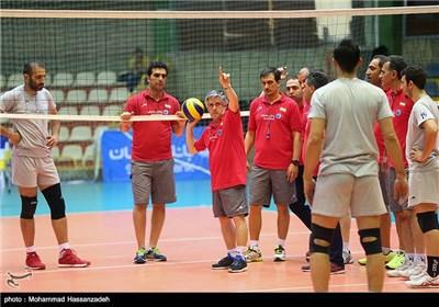 Lozano Starts Coaching Iranian National Volleyball Team