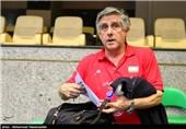 لوزانو: حضور مسئولان در اردو نشان میدهد که تنها نیستیم