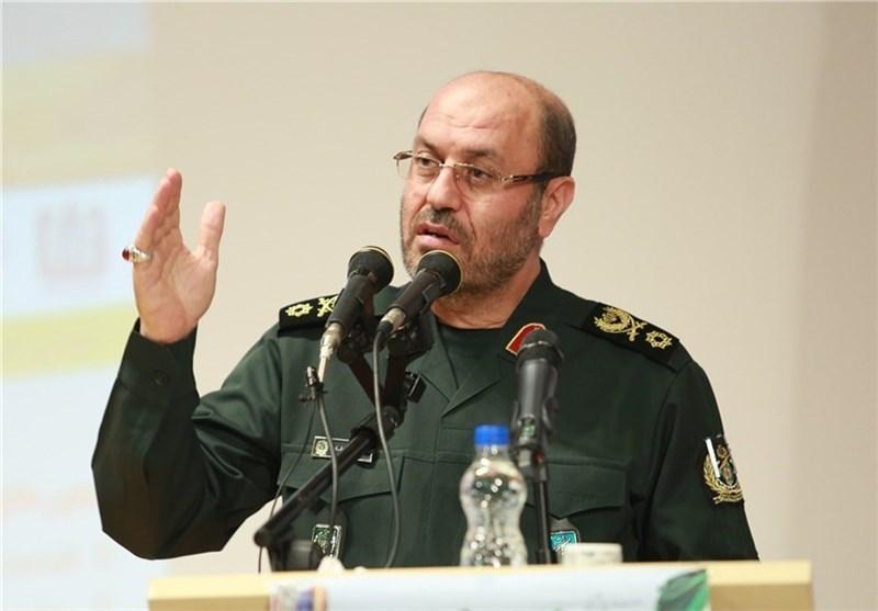 دهقان: الهجوم الصاروخی جزء صغیر من رد إیران على عملیة داعش