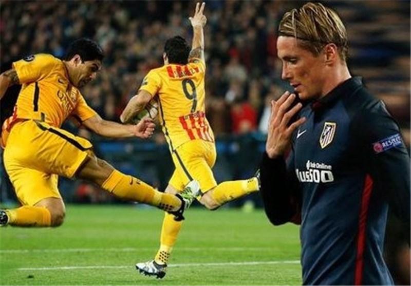 تورس: اگر در بازی رفت 11 نفره میماندیم، بارسا را شکست میدادیم