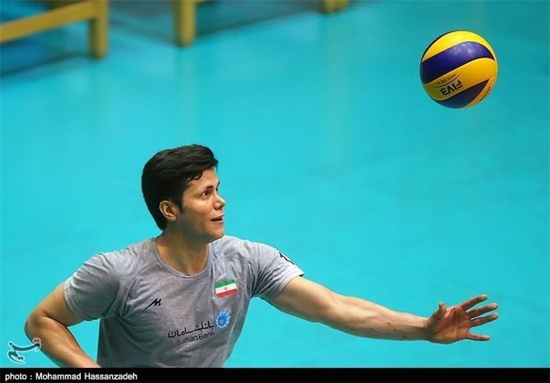 مهدوی: المپیک برای من یک رؤیا بود/ جانم را برای بالا بردن پرچم ایران میگذارم