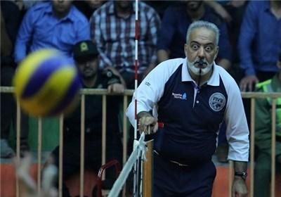 دعوت فدراسیون جهانی والیبال از شاهمیری برای قضاوت در لیگ جهانی