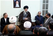 Leader Urges Iranian Officials to Rely on Domestic Potentials