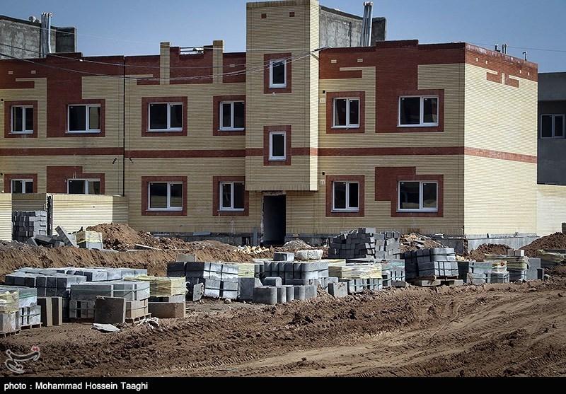 بازدید خبرنگاران از پروژه های مسکن مهر مشهد