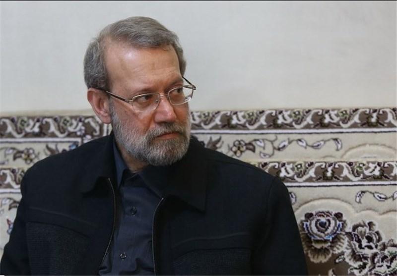 لاریجانی: عصابة داعش الارهابیة صعدت من نشاطاتها الارهابیة فی افغانستان