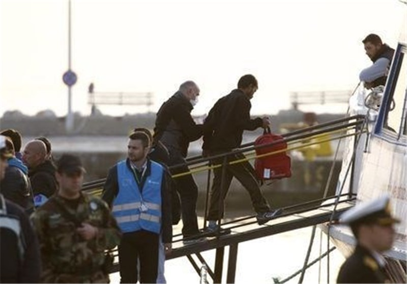 مهاجرین یونان