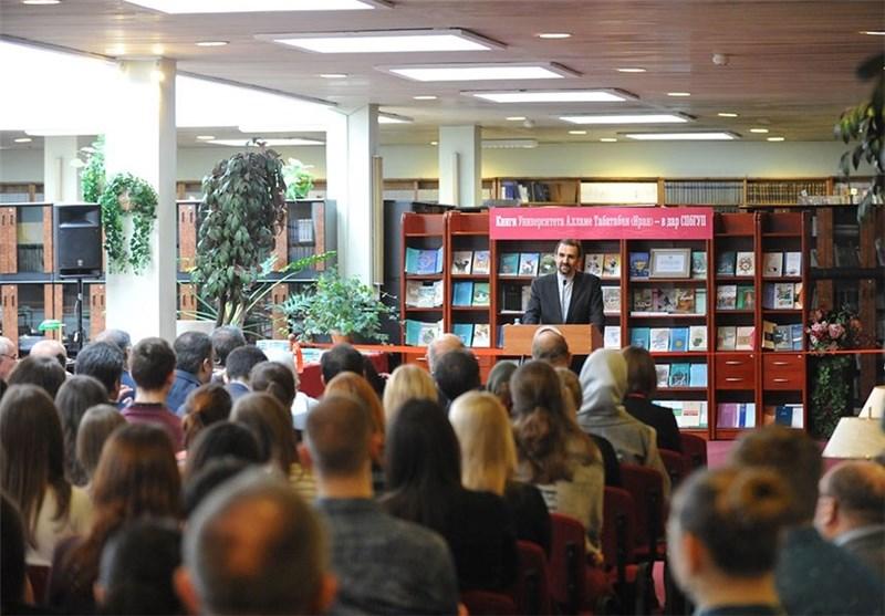 سنایی در کنفرانس سن پترزبورگ