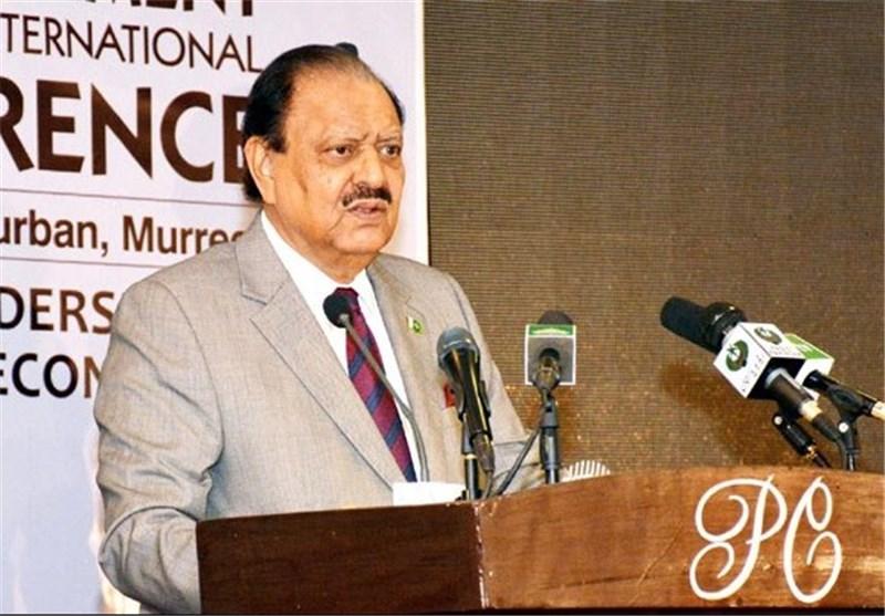 رئیس جمهور پاکستان حکم الحاق مناطق قبایلی به ایالت خیبرپختونخوا را امضا کرد