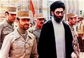 امام خامنهای: حقّاً و انصافاً به جز خیر از شهید صیادشیرازی چیزی ندیدیم+عکس