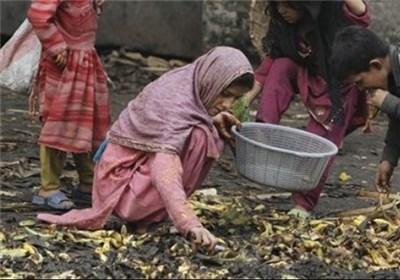 پاکستان میں غربت کی شرح میں 35 فیصد کمی