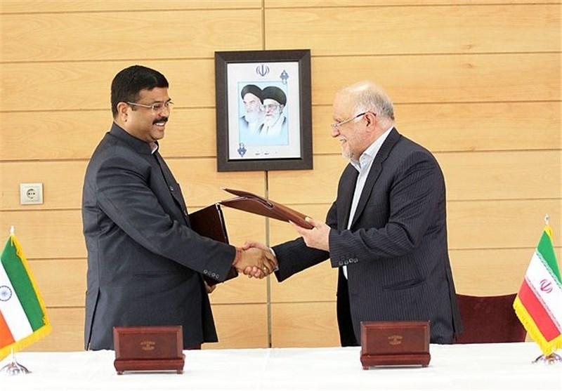 جزئیات نشست های امروز وزیر نفت هند در تهران/مطالعات میدان فرزاد B به شرکتهای هندی واگذار شد