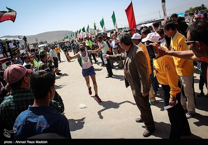 International Tehran Marathon to Be Held on Friday