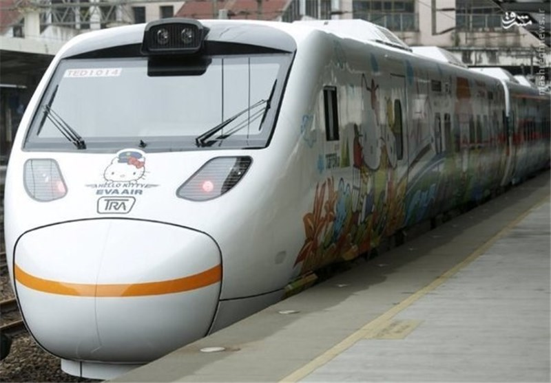 قطاری ویژه کودکان