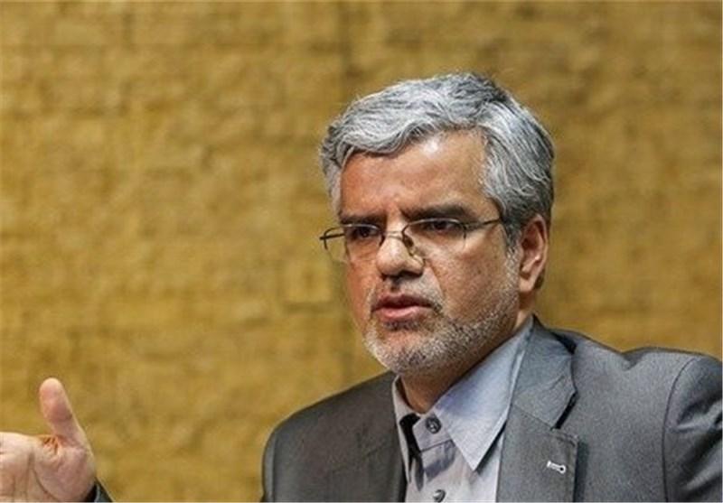 محمود صادقی منتخب مردم تهران در دهمین دوره مجلس شورای اسلامی