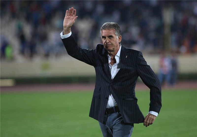 Iran Fully Ready for South Korea Challenge, Carlos Queiroz Says