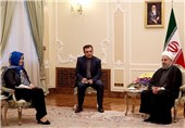 Iran Favors Closer Ties with EU, President Says