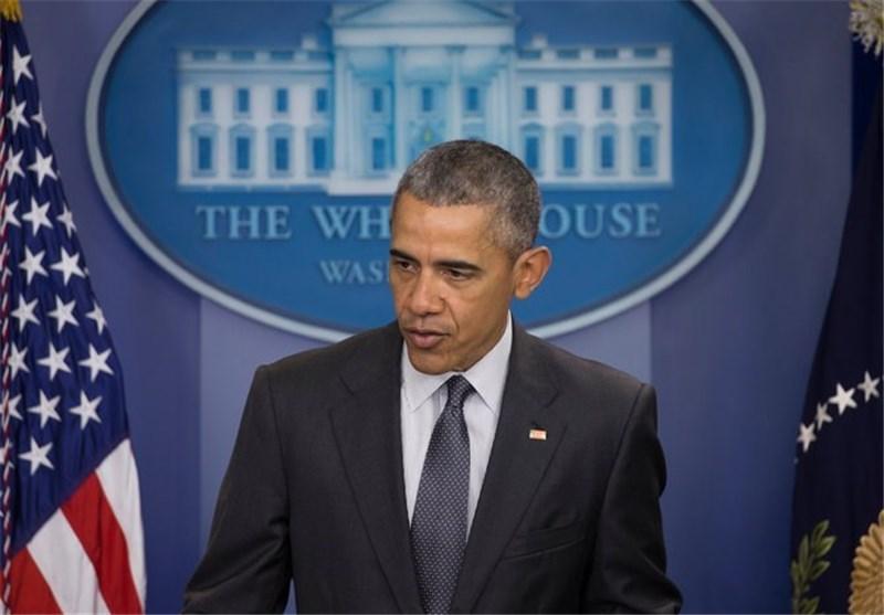 أوباما: لیس سرا أن هناک خلافات کبیرة للغایة بینی وبین الرئیس المنتخب