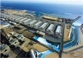 ظرفیت تولید آب از آبشیرینکن بوشهر افزایش یافت