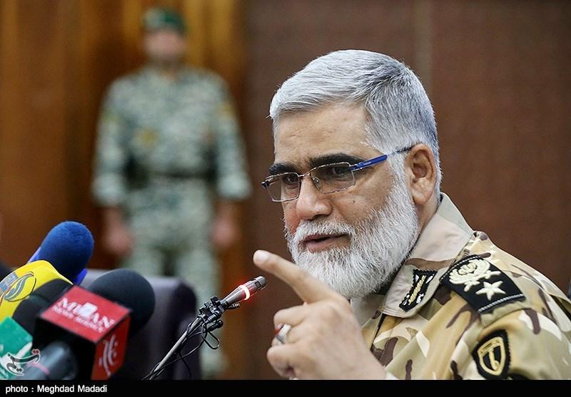 عناصر القدرة فی ایران افشلت خطط امریکا العسکریة